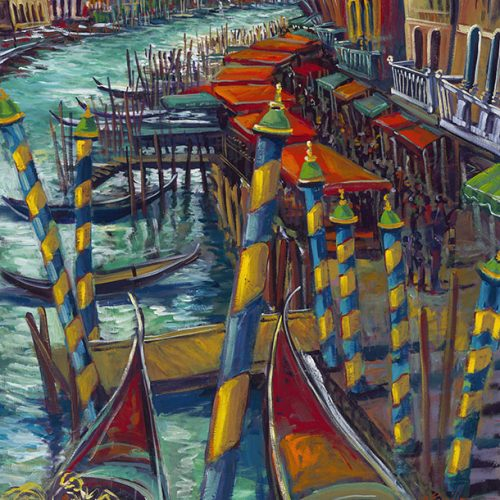 My Colors Of Venice